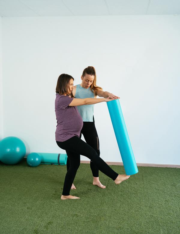 Exercice femme enceinte