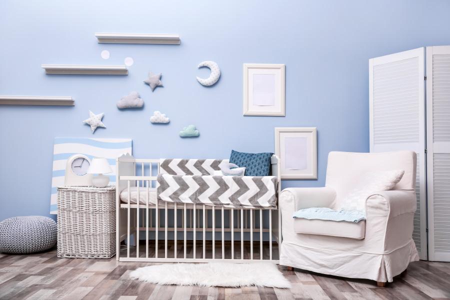 Trouver une meilleure chambre pour bébé