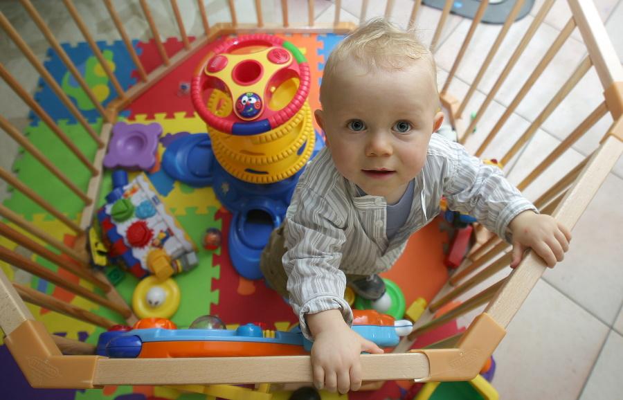 jouet de bébé de 9 mois