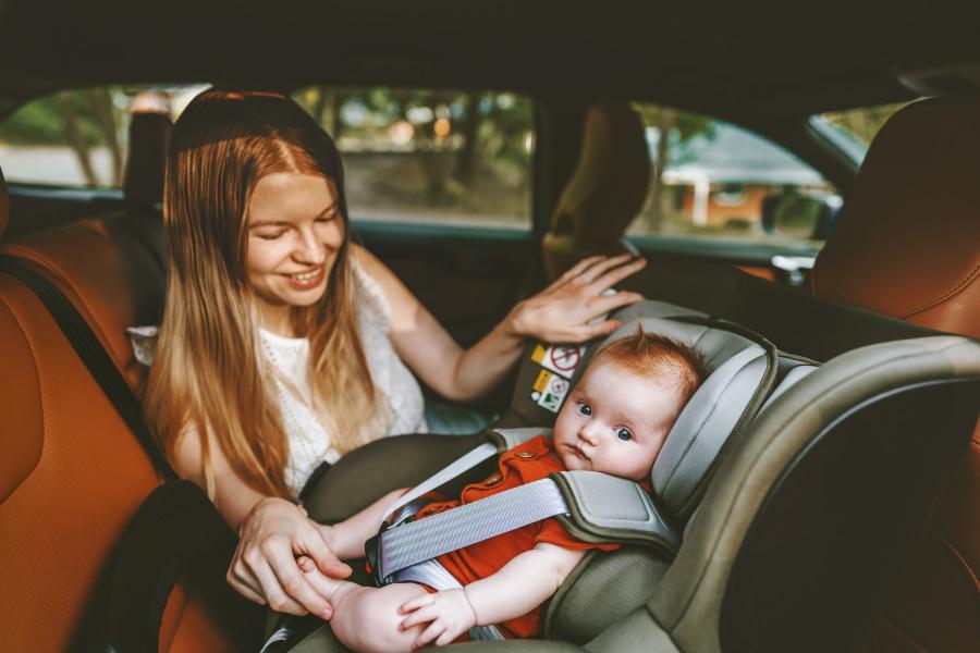 choisir une siège coque pour bébé