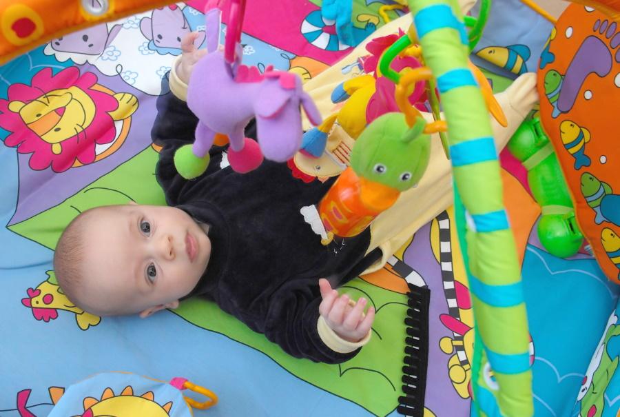 jouet d'éveil pour bébé