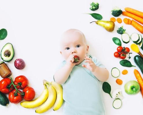 Diversification alimentaire de bébé : le point
