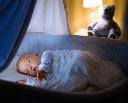 Le point sur le cycle de sommeil d'un bébé