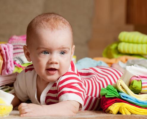 Les raisons d'opter pour un vêtement bio pour bébé