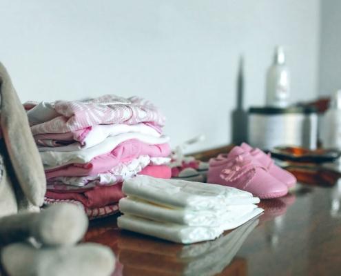 Conseils pour préparer le trousseau de naissance pour bébé