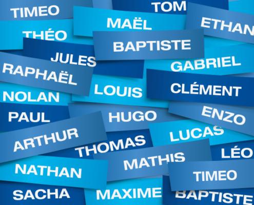 Comment choisir un prénom de garçon classique